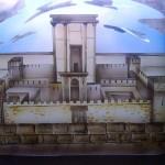 בית המקדש בהתזת חול