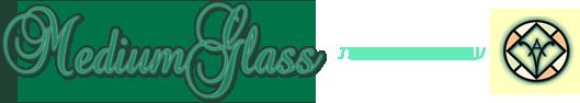עבודות זכוכית זה מדיום גלאס זכוכית ,חיפוי בזכוכית, מקלחונים